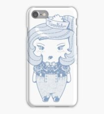 tweedledum iPhone Case/Skin