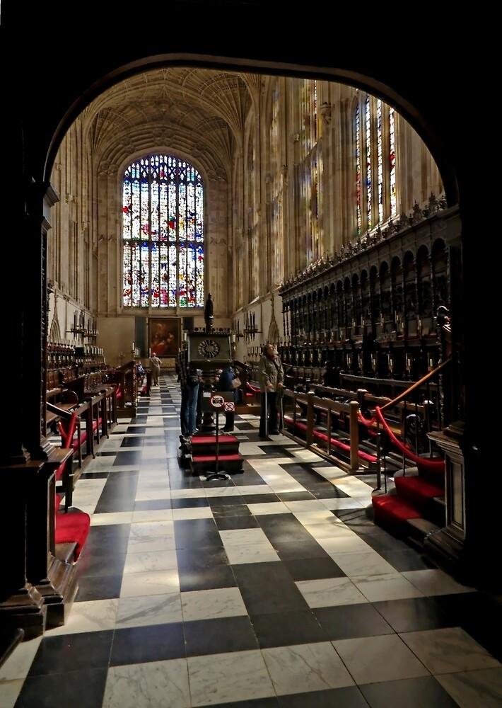 King's Interior 36 by Priscilla Turner