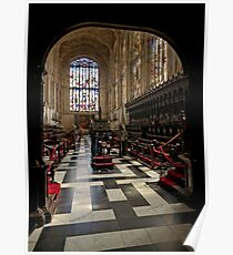 King's Interior 36 Poster