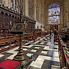 King's Interior 69 by Priscilla Turner