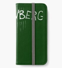 My name is Heisenberg - Graffiti Spray Paint Breaking Bad iPhone Wallet/Case/Skin