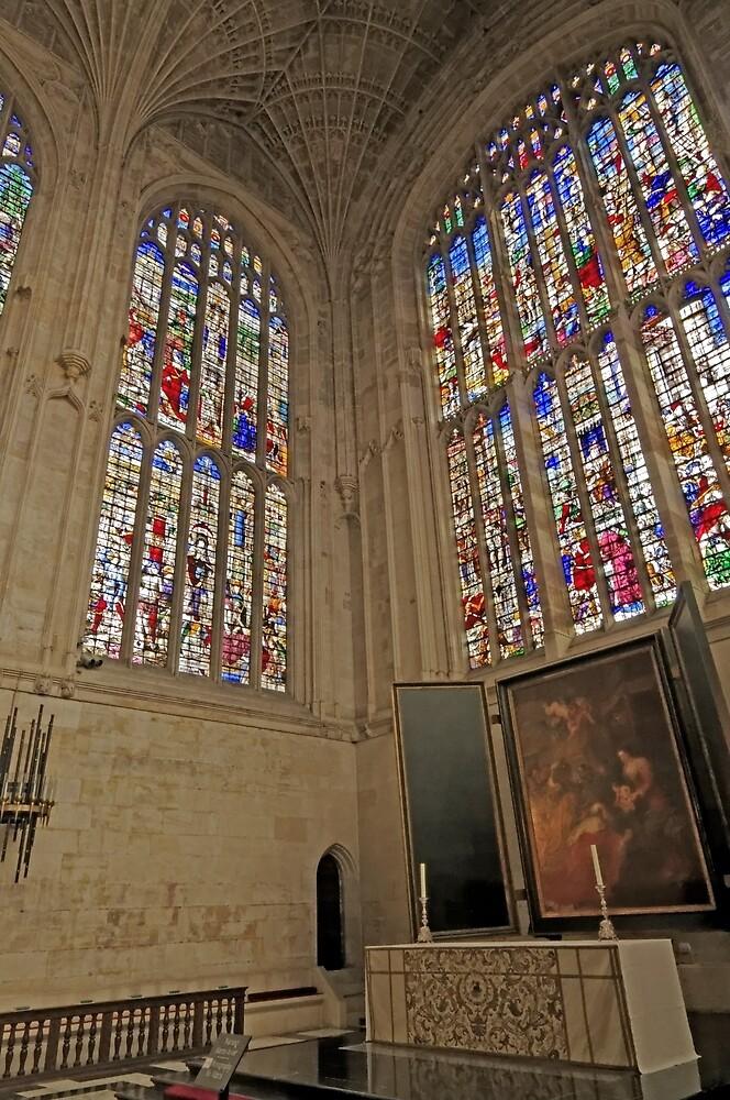 King's Interior 44 by Priscilla Turner