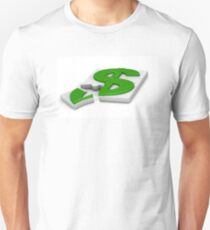 surround a dollar sign puzzle  T-Shirt