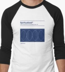 Spiritualized - Ladies and Gentlemen We Are Floating in Space  Men's Baseball ¾ T-Shirt