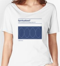 Spiritualized - Ladies and Gentlemen We Are Floating in Space  Women's Relaxed Fit T-Shirt