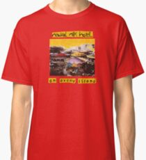 Neutral Milk Hotel - On Avery Island Classic T-Shirt