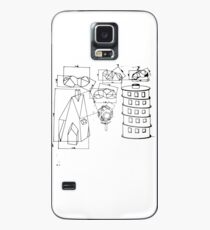 Modest Mouse - Building Nothing Out of Something  Case/Skin for Samsung Galaxy