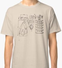 Modest Mouse - Building Nothing Out of Something  Classic T-Shirt