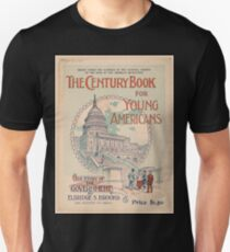 Artist Posters The century book for young Americans the story of the government by Elbridge S Brooks US Capitol 0883 T-Shirt