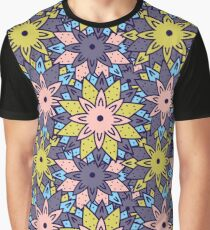 Floral seamless abstractly pattern. Graphic T-Shirt