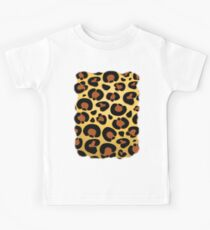 Jaguar Fur Pattern Kids Clothes