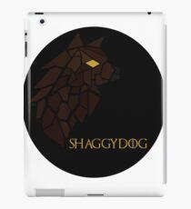 Direwolf - Shaggydog iPad Case/Skin