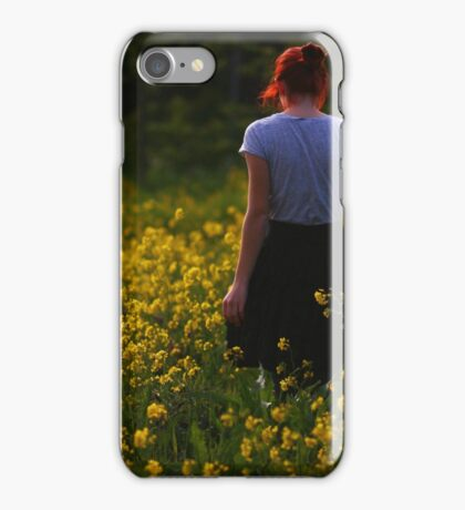To find peace iPhone Case/Skin