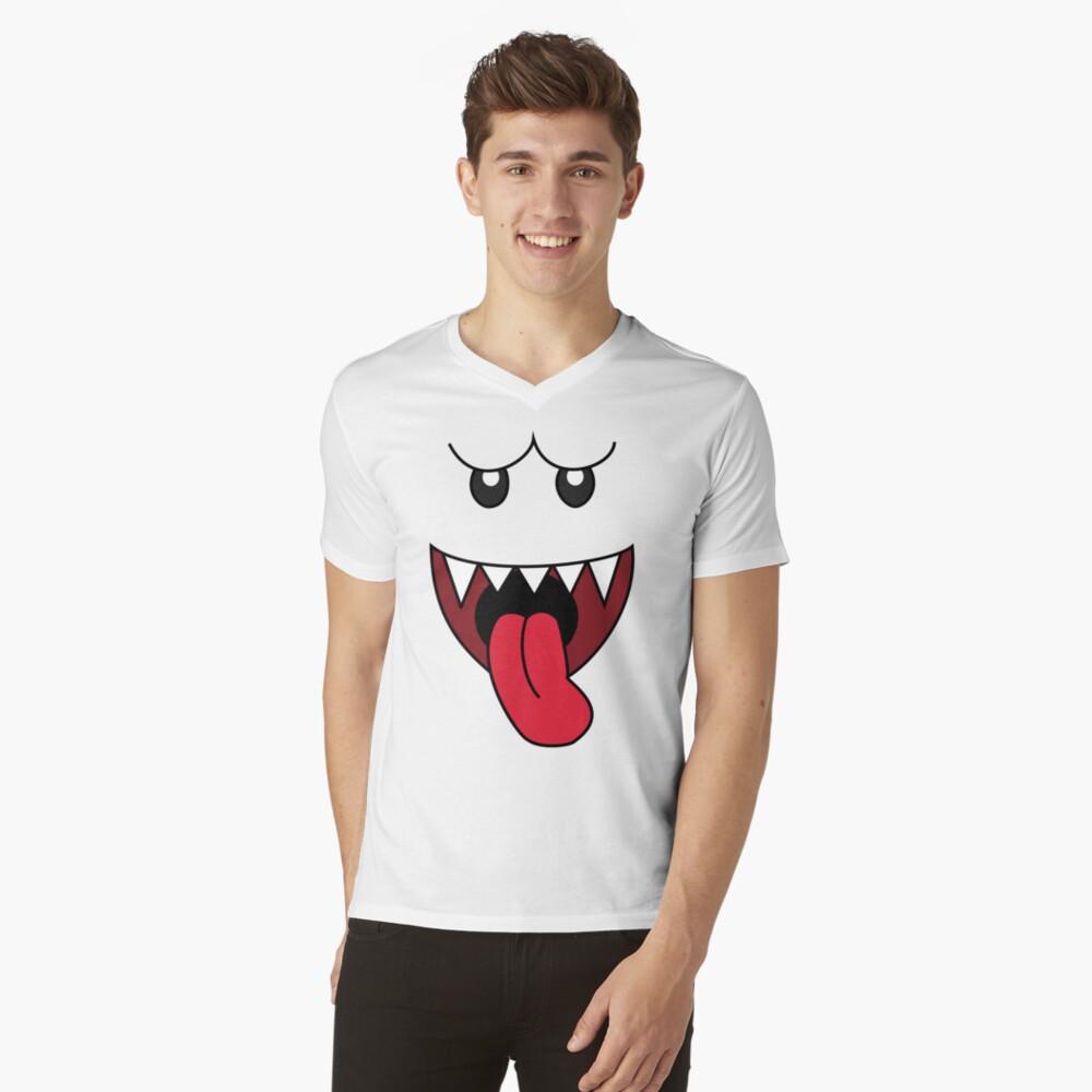 boo V-Neck T-Shirt