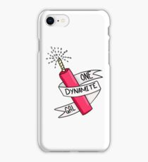 One Dynamite Gal iPhone Case/Skin