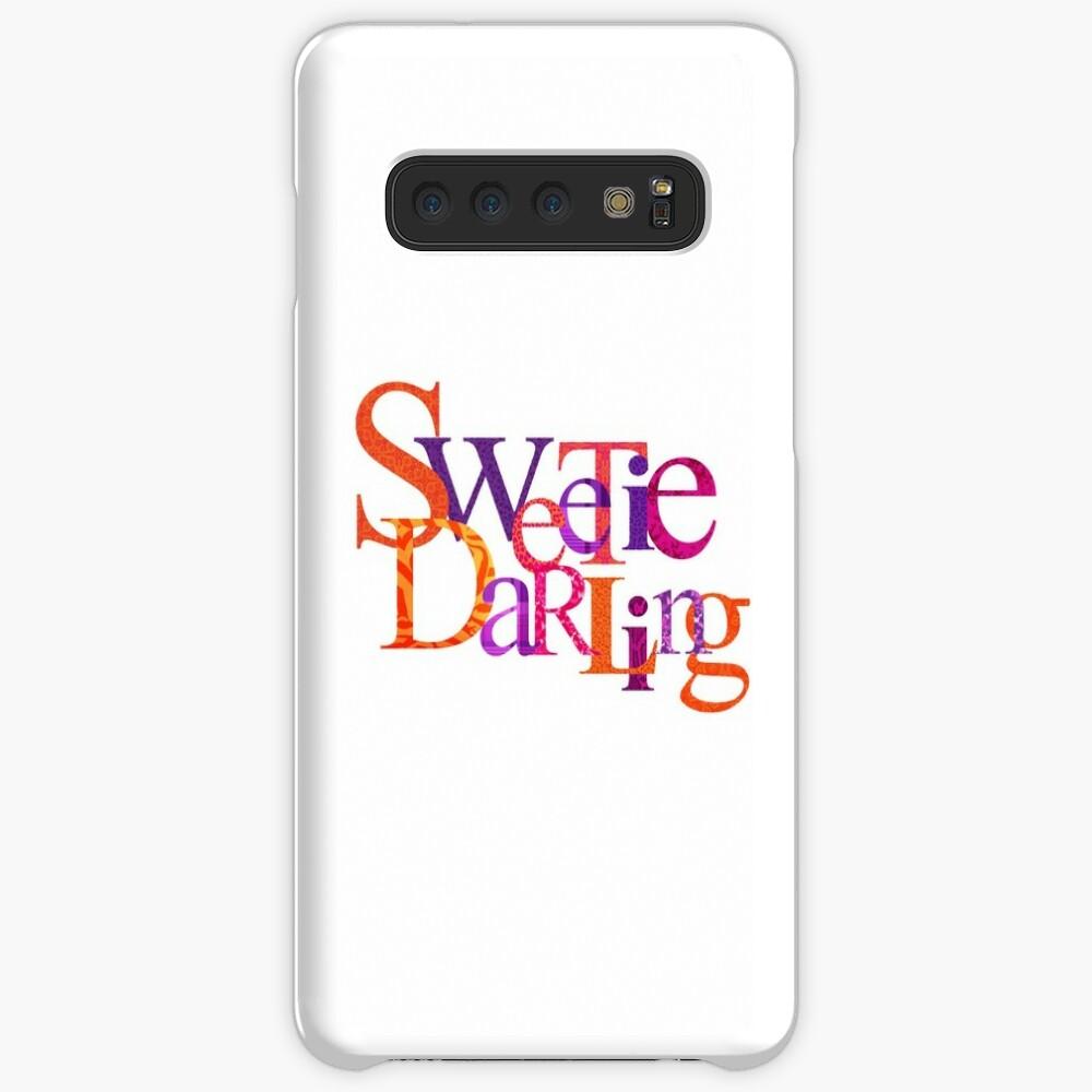 Sweety Darling 2 Case & Skin for Samsung Galaxy
