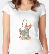Under your spell Women's Fitted Scoop T-Shirt