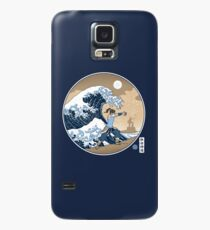 Avatar Waterbender Great Wave Case/Skin for Samsung Galaxy