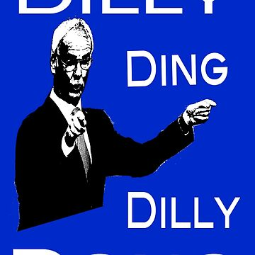 The Tinkerman says Dilly Ding Dilly Dong by Carpaccio