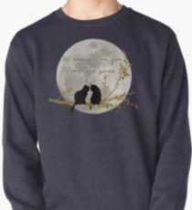 Ich liebe dich bis zum Mond und zurück  Pullover