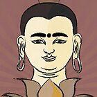 Buddha by aureliescour