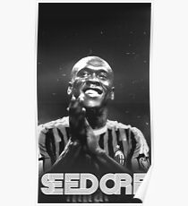 Vintage Seedorf Poster
