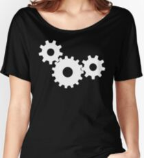 Oni Gear Cogs Women's Relaxed Fit T-Shirt