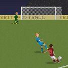 Long range goal by 8bitfootball