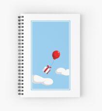 Animal Crossing - Balloon Spiral Notebook