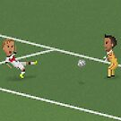 WC Winner by 8bitfootball