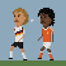 The Spit by 8bitfootball