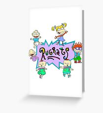 Rugrats Greeting Card