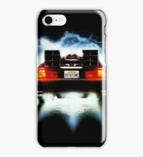 Back! iPhone Case/Skin