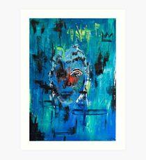 """""""Il riflesso dell'ambizione"""" Art Print"""