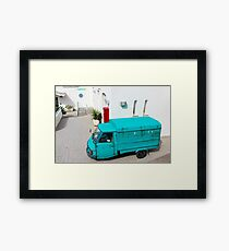 Pop Colour Framed Print