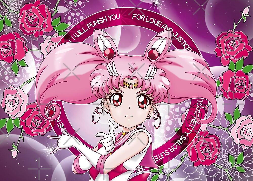 Sailor Chibi Moon - Sailor Moon Crystal III (EDT) by alphavirginis