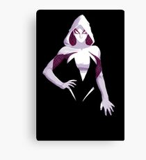 Spider Gwen Canvas Print
