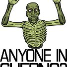 Anyone in Cherno? by jumpingonit