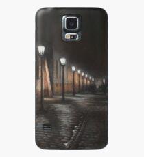 Wet Evening in Krakow Case/Skin for Samsung Galaxy