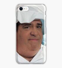 Toque Topper iPhone Case/Skin