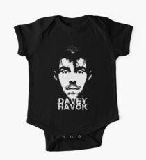 Davey Havok - face tee Kids Clothes