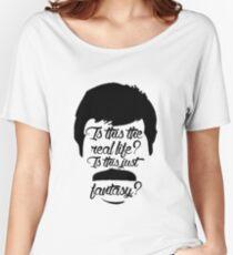 Bohemian Rhapsody Women's Relaxed Fit T-Shirt