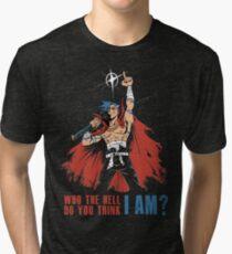 Kamina!! Tri-blend T-Shirt