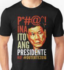 Duterte Unisex T-Shirt