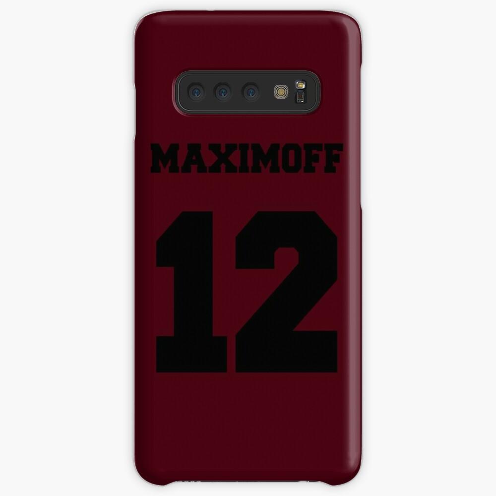 Maximoff Funda y vinilo para Samsung Galaxy