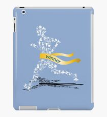 The Winner iPad Case/Skin