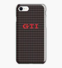 GTI iPhone Case/Skin