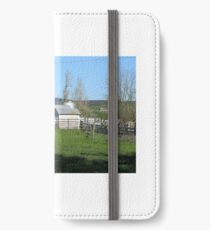 Barns iPhone Wallet/Case/Skin