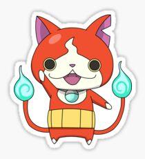 Yo - Kai Watch - Jibanyan #093 Sticker