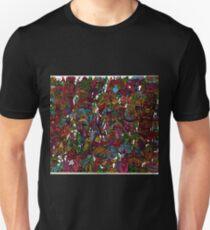Psychedelic Cartoon T-Shirt